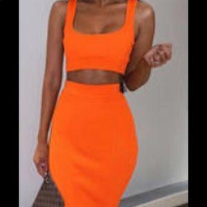 Dresses & Skirts - Two Piece Set 🤩